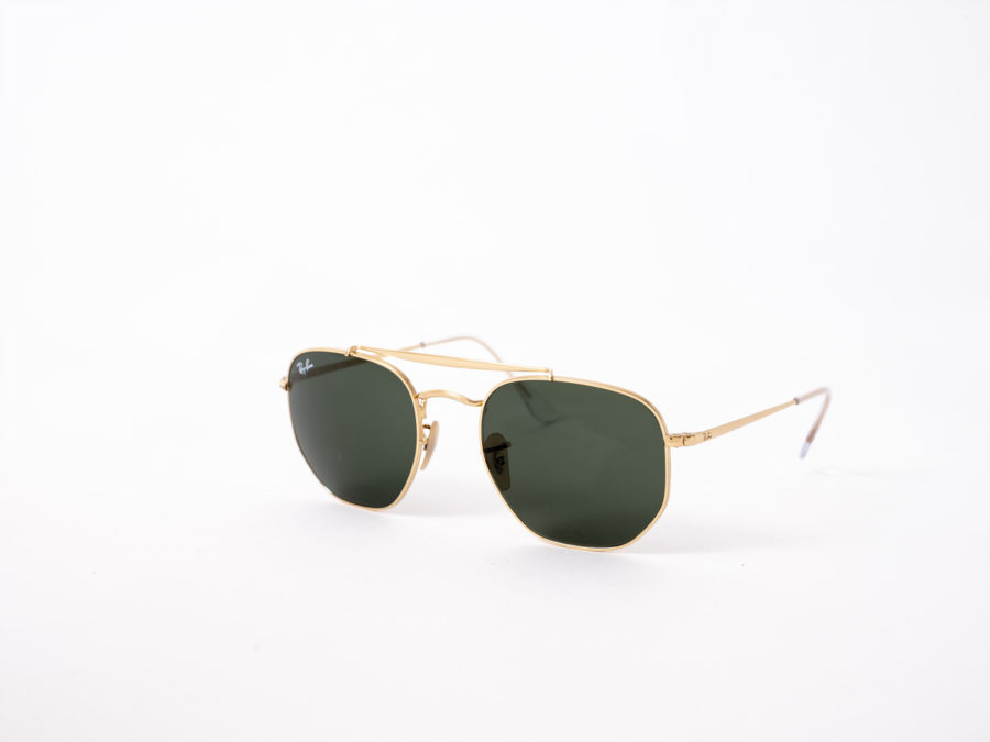 Ray-Ban The Marshal RB 3648 001
