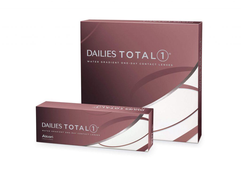 Lentillas Dailies Total 1