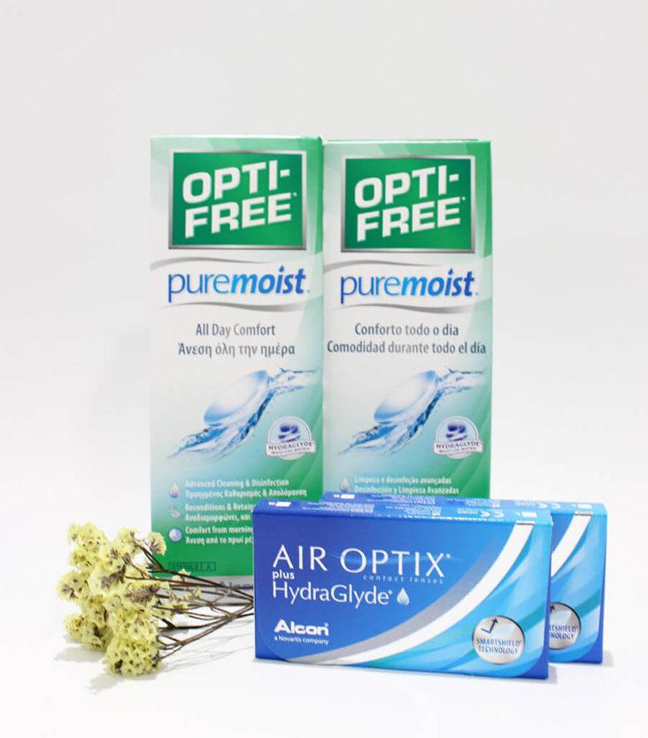 Pack ahorro de lentillas Air Optix